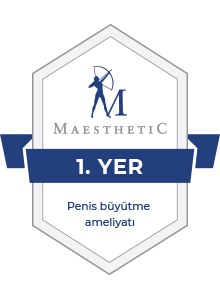 Penis büyütme Maesthetic